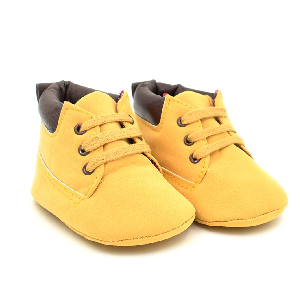 Fashion Matching Color Cute Design Baby Prewalker Soft Antiskid Kids Shoes Casual Martin Boots For Winter