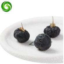 Ningxia Organic Food Black Wolfberry Contains Anthocyanins,Black Wolfberry 10mm Size From China Health Food