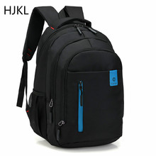 Backpack Canvas Laptop for Student Male Female School Bag Fashion High Quality Large Capacity Multifunction 2019 New Travel Bags new brand esloth for 17 laptop chinoiserie embroidered canvas bag high quality fashion 50cm 11cm 52cm national female bag