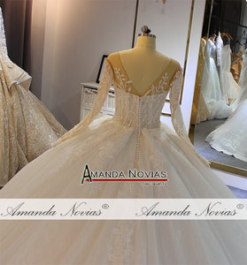 Image 4 - Ball gown bridal dress wedding gown new arrivals