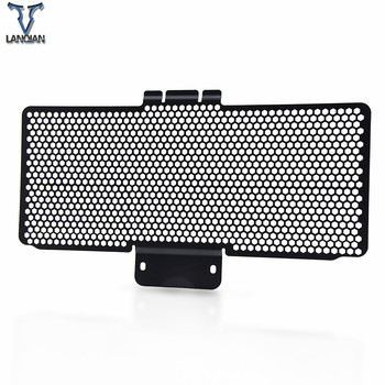 Motorcycle Accessories Moto Aluminum Radiator Grille Guard Cover For Ducati Panigale 1299 S Upper Radiator Guard 2015 2016 2017 фото