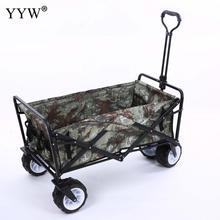 Forklift 4 Wheel Heavy Duty Folding Bag Home Garden Trolley