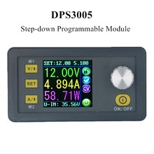 DPS3005 Step-down Programmable Module Constant  Battery Power Supply  Current voltage meter voltmeter Ammeter tester 40% OFF