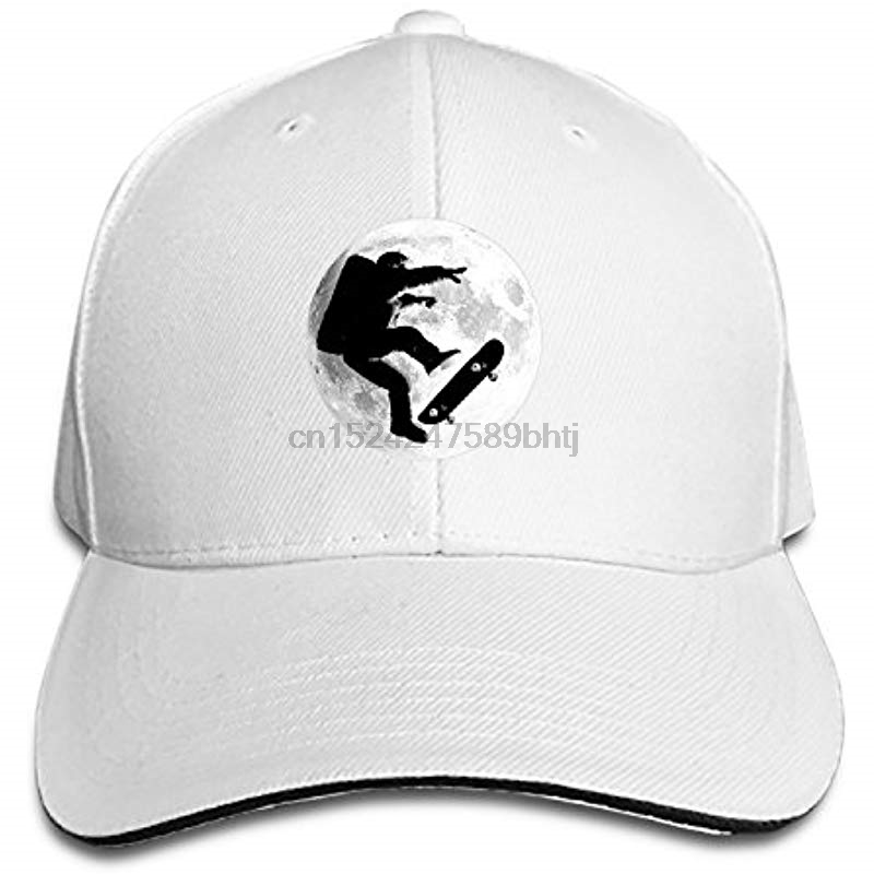 HXXUAN Baseball Hats Alien LGBT Man Snapback Sandwich Cap Adjustable Peaked Trucker Cap