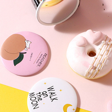 Compact Mirror Travel-Accessories Makeup Round Mini Portable Cosmetic-Tool