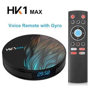 HK1 MAX Android 9.0 Smart TV Box RK3318