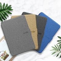 Smart Fall für Kindle 558 958 1499 Ultra Slim PU Leder Magnetische 6 zoll Abdeckung Für Kindle Paper 1/ 2/3/4-in Tablets & E-Book-Hülle aus Computer und Büro bei