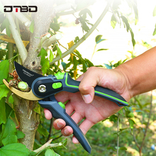 DTBD Pruning Scissors Grafting tool Gardener Scissor garden scissors Secateurs Fruit Tree Branch Cutting Shears Picking Tool