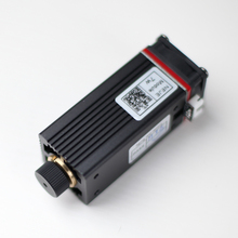 450nm Professionele 7W Lasergravure Module Blauw Licht Met Ttl/Pwm Modulatie Voor Laser Snijmachine, cnc, Diy Laser