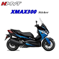 Applicable to Yamaha xmax300 sticker body protection film full color paste modified anti abrasion paste