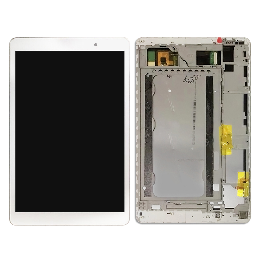 For Huawei MediaPad T2 10.0 Pro FDR-A01L FDR-A01W FDR-A01LC170B005 LCD Display Touch Screen Digitizer Assembly + Frame image