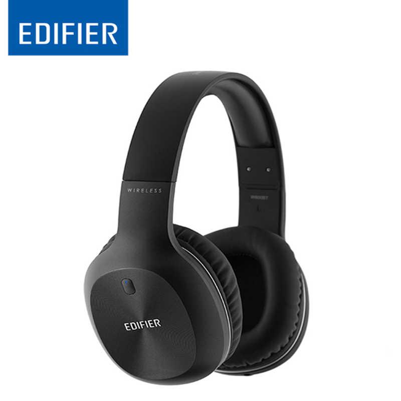 EDIFIER W800BT Stereo zestaw słuchawkowy bluetooth bezprzewodowy zestaw słuchawkowy bluetooth muzyki komputera redukcji szumów zestaw słuchawkowy hi-fi otrzymać telefon zwrotny od