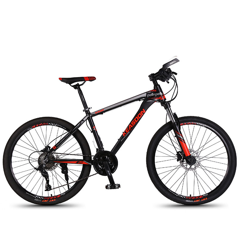 Bicycle Mountain Bike Aluminum Alloy Adult Men And Women Variable Speed Off Road Student Shock Road Lightweight