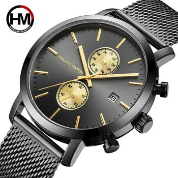 2020 New Fashion Mens Watches with Stainless Steel Top Brand Luxury Sports Chronograph Quartz Watch Men Relogio Masculino belbi brand new men luxury quartz watch stainless steel fashion waterproof sports watches relogio masculino