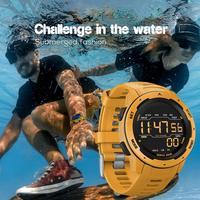 Reloj deportivo inteligente para hombre y mujer, nuevo accesorio de pulsera deportivo inteligente resistente al agua con control del ritmo cardíaco y predicción del tiempo para NORTH EDGE