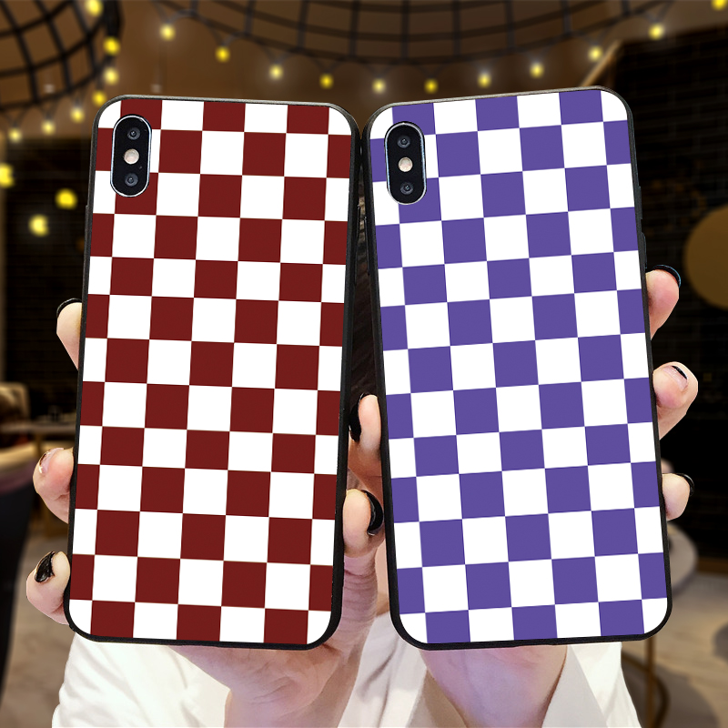 Plaid Pokrowiec Phone Cover Made Of High Quality Silicone Material For A Non Slip Grip 6