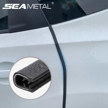 Car Door Edge Protector 10m Anti Scratch Sealing Strip Guard Trim Automobile Door Stickers Styling Mouldings Decor Accessories
