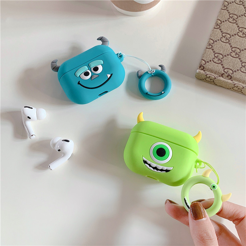 Cute 3D Silicone Case for AirPods Pro 134