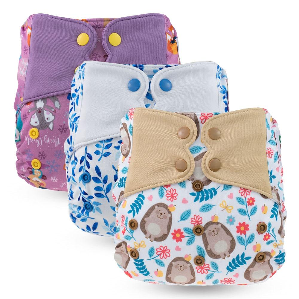 Новое поступление, подгузник elfappy с карманами, подгузник для плавания, моющиеся многоразовые тканевые подгузники для новорожденных