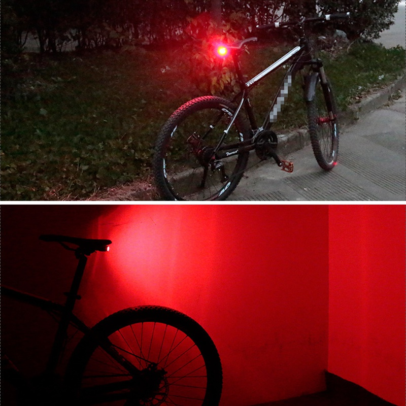 Anti-theft Cycling Bicycle Security Vibration Alarm Warner Alerter Waterproof