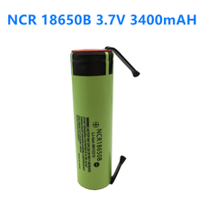 2021 100% Original NCR 18650B Li-ion Rechargeable Battery 3.7V 3400 MAh Flashlight/orAll Kinds of Electronic Products
