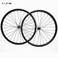 Новые 29er дисковые колеса для горного велосипеда 32x28 мм бескамерные mtb карбоновые колеса novatec D411SB D412SB 100X15 142X12 колесная стойка 1420