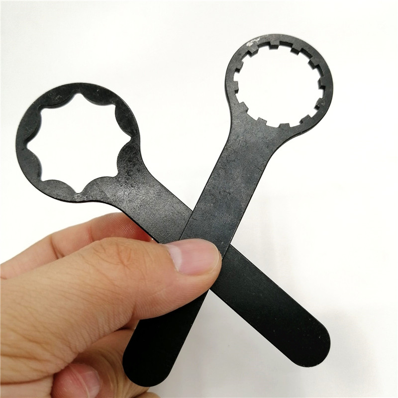 Vaorwne Bike Front Fork Repair Tool MTB Front Fork Remove Wrench Bicycle Tools for Xct//Xcm//XCR