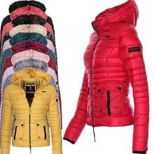 ZOGAA Brand Winter Parkas Women's Coats Puffer Jacket Parka