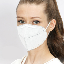 10pcs Dustproof Mouth Masks PP Non-woven 9501V+ PM2.5 dustproof N95 grade particles anti-industrial dust comfort mask M40