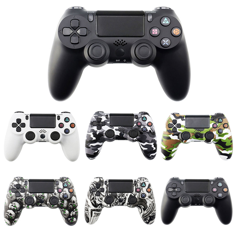 Bluetooth Sem Fio/Com Fio Controlador de Joystick para PS4 Fit For mando Console Para Playstation ps4 Dualshock Gamepad Para PS3 4