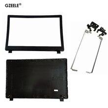 Dla ACER Aspire ES1 512 ES1 531 ES1 571 EX2519 N15W4 2519 C6K2 MS2394 LCD do laptopa górna pokrywa przypadku/LCD osłona na ramkę/zawiasy LCD