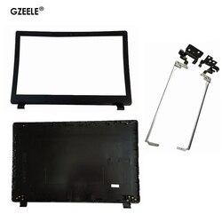 Para ACER Aspire ES1-512 ES1-531 ES1-571 EX2519 N15W4 2519-C6K2 MS2394 portátil tapa superior de LCD/LCD cubierta de bisel/LCD bisagras