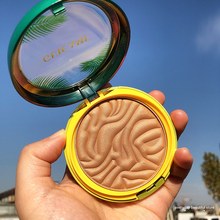 face bronzer highlighter Powder new 3D Illuminator Shimmer Highlighter Palette Face Contouring Makeup Highlight Brighten Skin