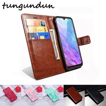 Case For ZTE Blade 20 smart V1050 Leather Wallet Silicone Case Cover For ZTE Blade 20 Smart Phone Bag Coque For ZTE Blade 20 цена 2017