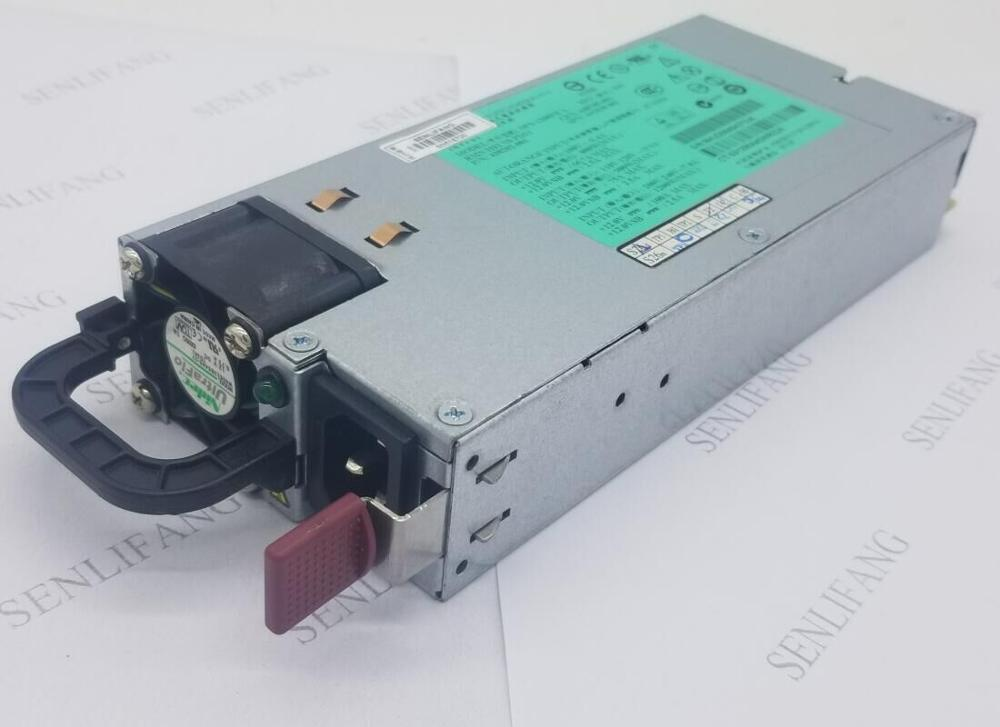 Original 438202-001 440785-001 441830-001 DPS-1200FB A For DL580G5 1200W Well Tested Server Power Supply 95%NEW