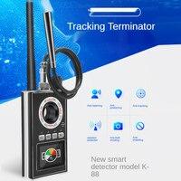 Ymesy K88 Multi-funktion Anti-spy Detektor Kamera GSM Audio Bug Finder GPS Signal RF Tracker Erkennen Eavesdropper schützen Privatsphäre