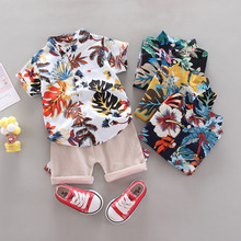 Sommer Kleidung Sets für neugeborene baby boy outfit oberbekleidung kleidung infant shirts shorts anzug 1 jahr babys geburtstag tuch sets