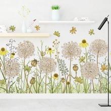 Классическая ностальгия Наклейка на стену 112*49 см Botany фруктовый плинтус линия Декор для комнаты пейзаж живопись украшение для гостиной росп...