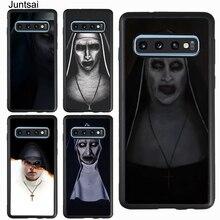 The Nun Horror Movie Case For Samsung Ga