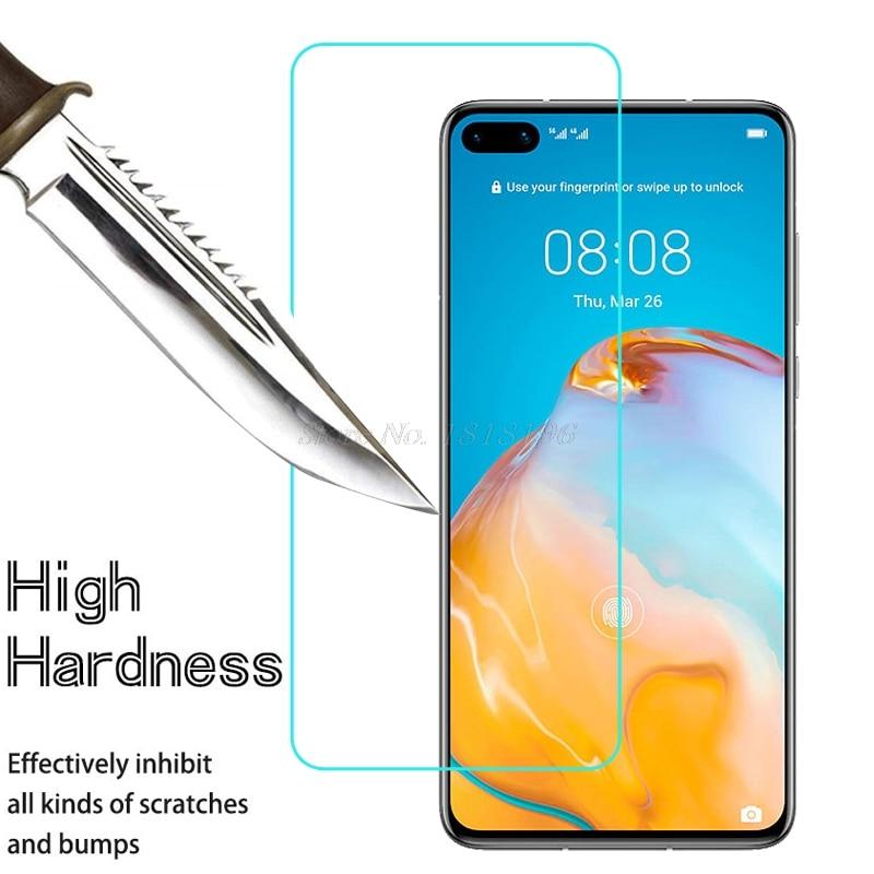 Για Huawei P40 ANA-AN00 Tempered Glass Γνήσιο - Ανταλλακτικά και αξεσουάρ κινητών τηλεφώνων - Φωτογραφία 1