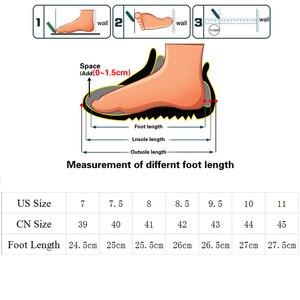 Image 5 - Männer High Top Sneakers Mode Trend Heißer Verkauf Komfortable Mann Casual Schuhe Hip Hop Haspe Im Freien Nicht slip atmungsaktive Männer Schuhe