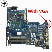 CPU Mainboard SR244 Bdl50 la-D703p 858583-601 Hp 250 for G5 Laptop with I3-5005/cpu 100%Tested