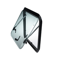 Specializing in the production of rv window 450*610mm acrylic glass bus window