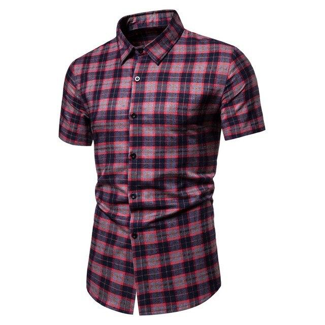 Button Down Short Sleeve Shirt 2