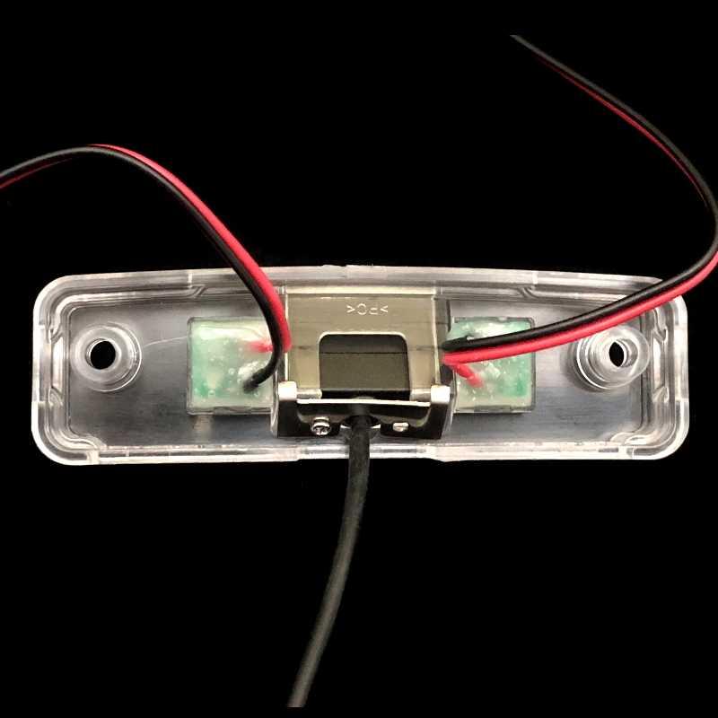 Для Subaru Impreza Tribeca Forester Outback Legacy Водонепроницаемая камера заднего вида для автомобиля резервная парковочная камера ночного видения рыбий глаз