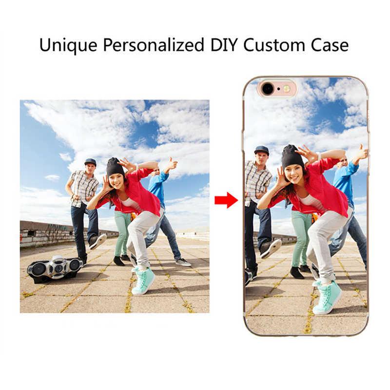 カスタムデザイン電話ケース Huawei 社の名誉 5A 5C 6 6X 6A 6X 7i 7X 7C TPU シリコーンカバー名誉 20 8 9 10i Lite V10 再生プロケース