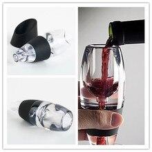 Мини-аэратор для красного вина, волшебный графин для эфирного вина, Быстрый аэратор, винный бункер, набор фильтров для вина, эфирное оборудование