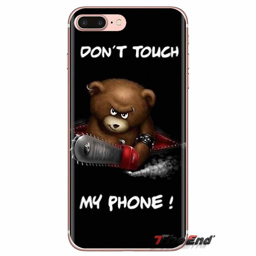 シリコーン Huawei 社ノヴァ 2 3 2i 3i Y6 Y7 Y9 プライムプロ GR3 GR5 2017 2018 2019 y5II Y6II ないタッチ私電話アートプリント
