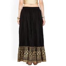 Costume Sarees India Kurtas Bottoms Ethnic-Style Woman Skirt Performance Leng Ha