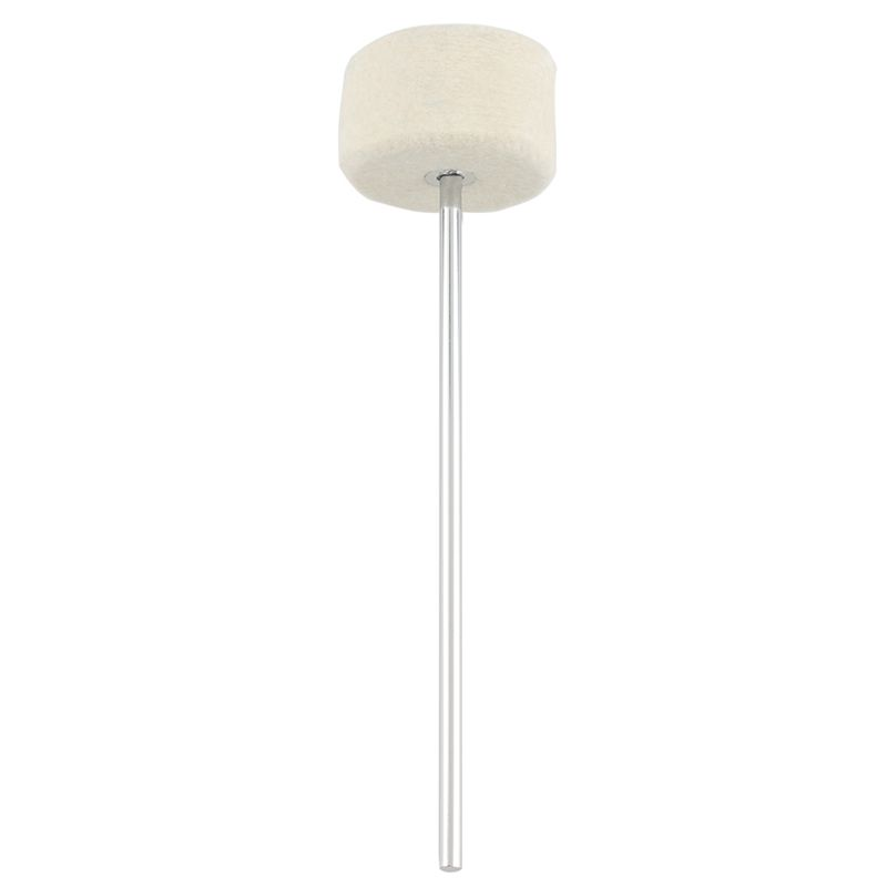 SLADE New Bass Kick Drum Beater Felt Pedal Beater Head for Percussion Drum Hammer